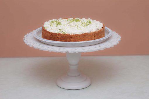 Torta Casquinha de limão
