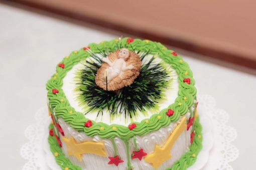 mini bolo decorativo