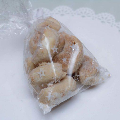 biscoito de castanha