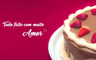 O segredo da receita é o amor